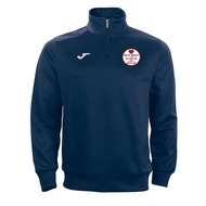 Kelty Hearts Community Club Coach 1/4-Zip Sweatshirt