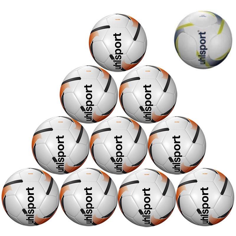 Uhlsport Team Training & Pro Synergy Match Ball Bundle