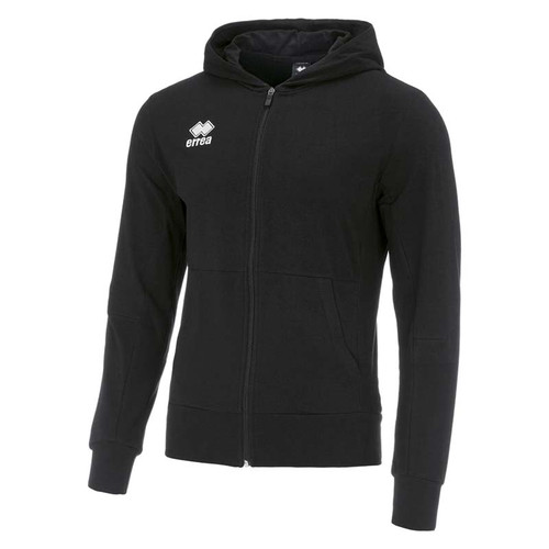 Football Sweatshirts - Errea Philip Hoodie - Black