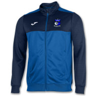 Kennoway Star Hearts Tracksuit Top