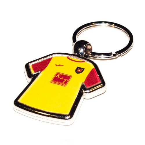 Albion Rovers Home Shirt 19/20 Keyring
