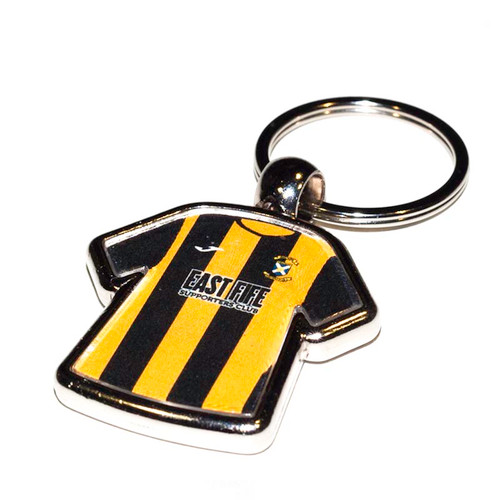 East Fife Home Shirt 19/20 Keyring