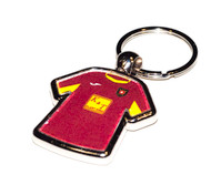 Albion Rovers Away Shirt 19/20 Keyring