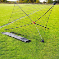 Precision Quick Setup Portable Rebounder (5ft x 3ft)