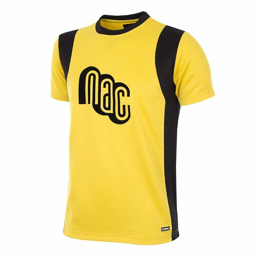Retro Football Shirts - NAC Breda Home Jersey 81/82 - COPA 249
