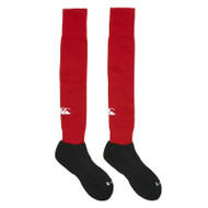 Kids Rugby Socks - Canterbury Team - QT23-947
