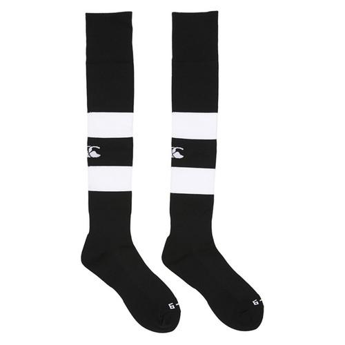Rugby Socks - Canterbury Team Hooped - Teamwear