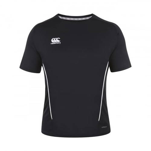 Kids Rugby Training T-Shirts - Canterbury Team Dry Tee - Teamwear