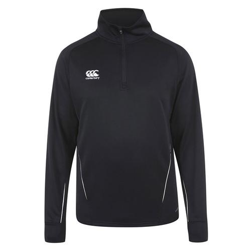 Kids Rugby Sweatshirts - Canterbury Team 1/4-Zip Mid Layer Training Top - QE78-3648