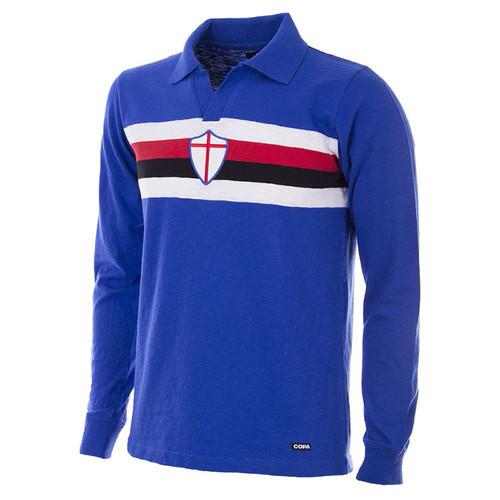 Retro Football Shirts - Sampdoria Home Jersey 1956/57 - COPA 150