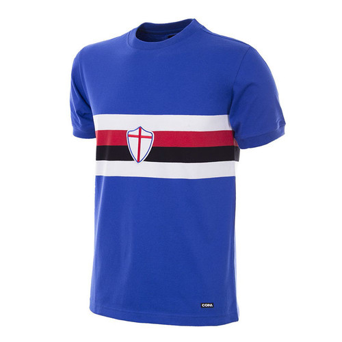 Retro Football Shirts - Sampdoria Home Jersey 1975/76 - COPA 151