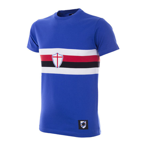 Retro T-Shirts - Sampdoria Tee - COPA 6782