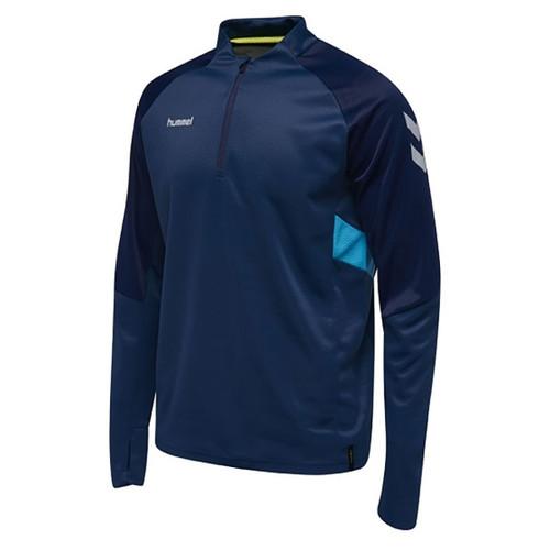Kids Teamwear Sweatshirts - Hummel Tech Move 1/4-Zip - 200012