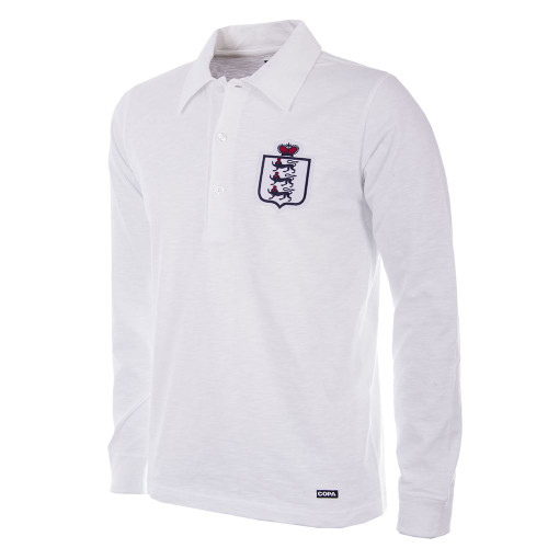 Retro Football Shirts - England Home Jersey 1930/35 - COPA 218