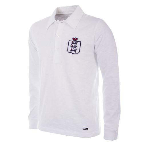 Retro Football Shirts - England Home Jersey 1930/35 - COPA 218