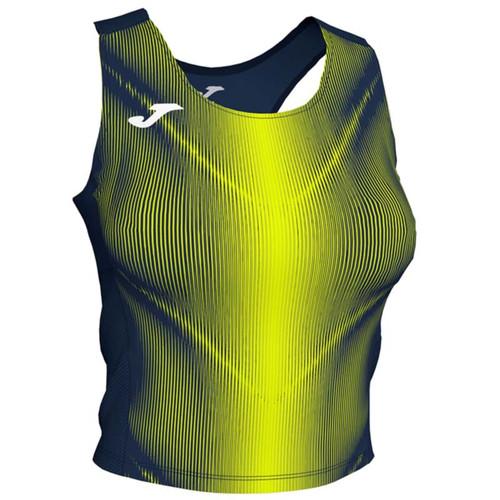 Athletics Kits - Joma Olimpia II Ladies Running Top - Teamwear