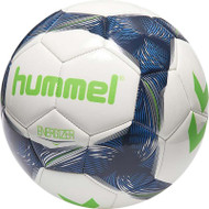 Footballs - Hummel Energizer Training Ball - White/Navy/Green - 091830