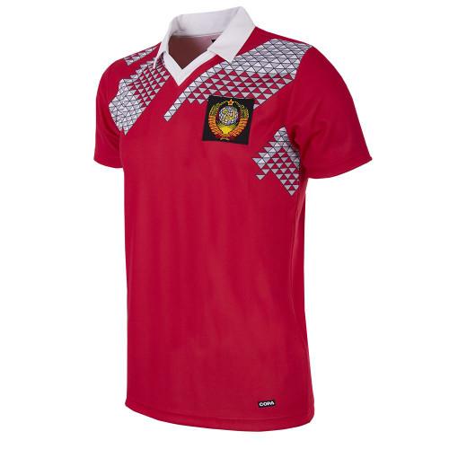 Retro Football Shirts - Soviet Union Home Jersey WC 1990 - COPA 215