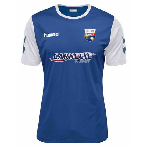 Football Shirts - Montrose Home Jersey 2019/20 - Hummel