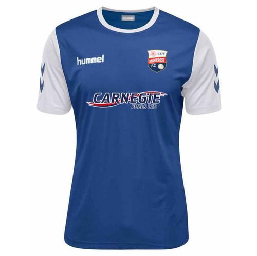 Football Shirts - Montrose Home Jersey 2019/20 - Hummel