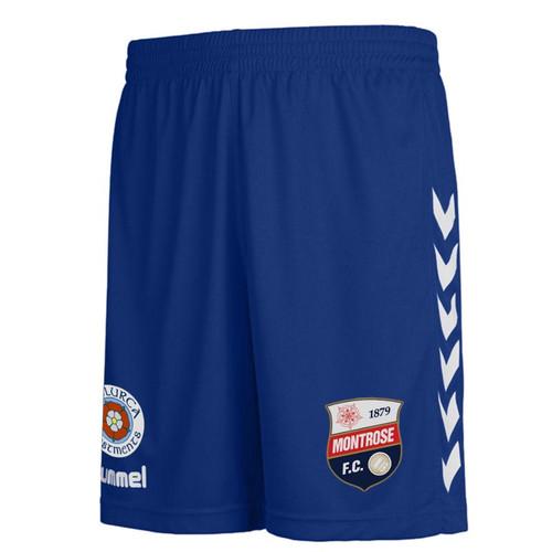 Kids Football Shorts - Montrose Home Shorts 2019/20 - Hummel