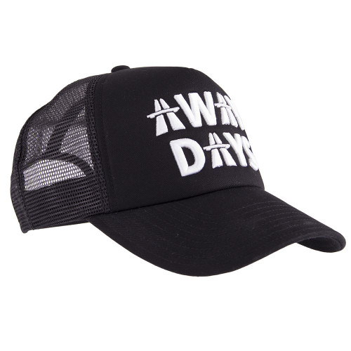 Football Fashion - COPA Away Days Trucker Cap - Black - 5206