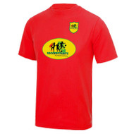 Soccerstarts Football Academy Shirt (Red)