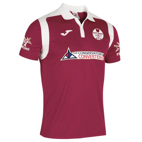 Kelty Hearts Home Shirt 2019/20