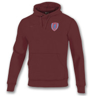 Haddington Athletic Kids Hoodie (Burgundy)