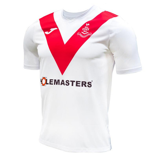 Airdrieonians - Kids Home Shirt 2019/20 - Joma -