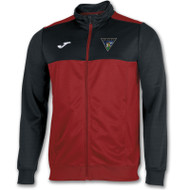 Dunfermline Athletic Girls Tracksuit Top