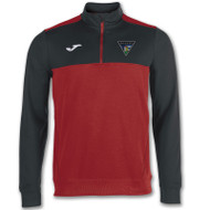 Dunfermline Athletic Ladies 1/4-Zip Top