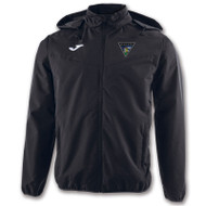 Dunfermline Athletic Ladies Rain Jacket