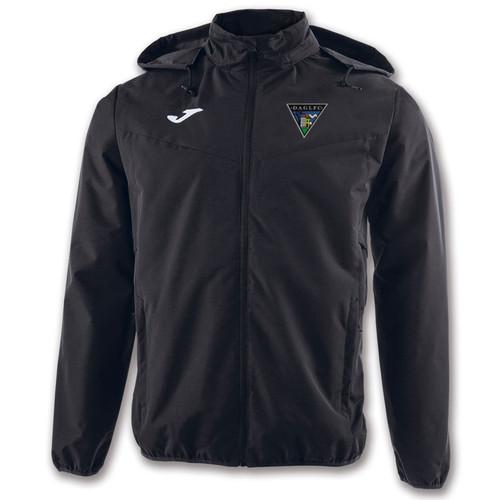 Dunfermline Athletic Girls Rain Jacket