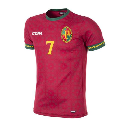 Portugal Football Shirt - Angelo Trofa - Nations League - COPA 6914