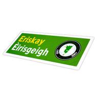 Eriskay Street Sign