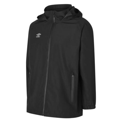 Umbro Teamwear - Kids Club Essential Waterproof Jacket - UMJK0079