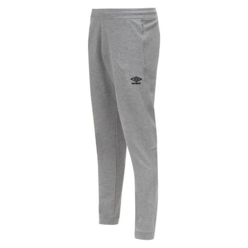 Umbro Teamwear - Kids Pro Fleece Jogpants - Grey Marl - UMPFJ05
