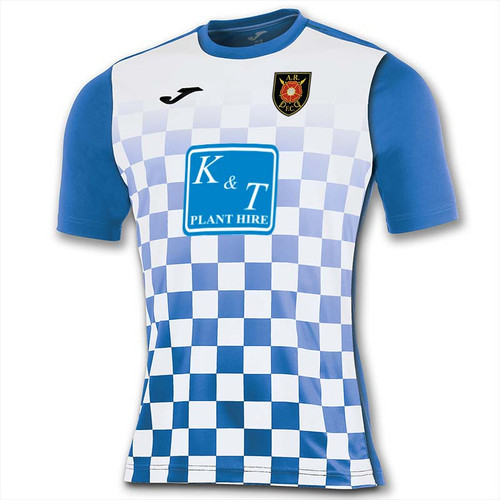 Albion Rovers - 3rd Shirt 2019/20 - Blue/White - Joma