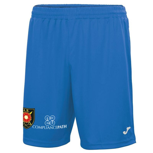 Albion Rovers - Kids 3rd Shorts 2019/20 - Blue - Joma