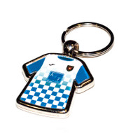 Albion Rovers Accessories - 3rd Shirt Keyring 19/20