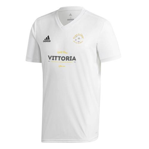 Gold & Gray Soccer Academy Kids Shirt