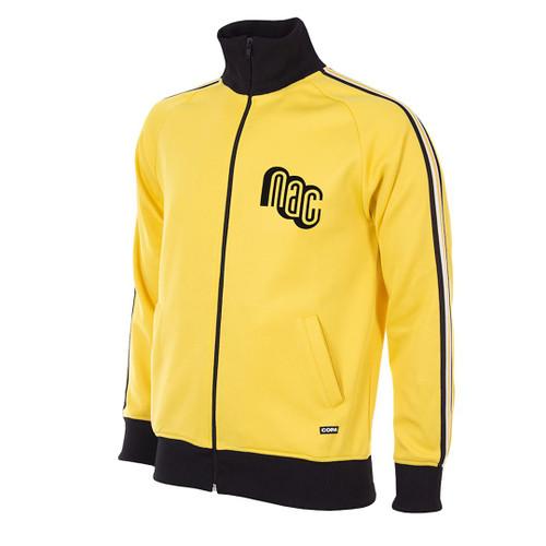 NAC Breda Retro Tracksuit Jacket 1977