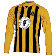Berwick Rangers Kids Long Sleeve Home Shirt 2018/19