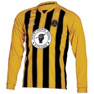 Berwick Rangers Kids Long Sleeve Home Shirt 2018/19