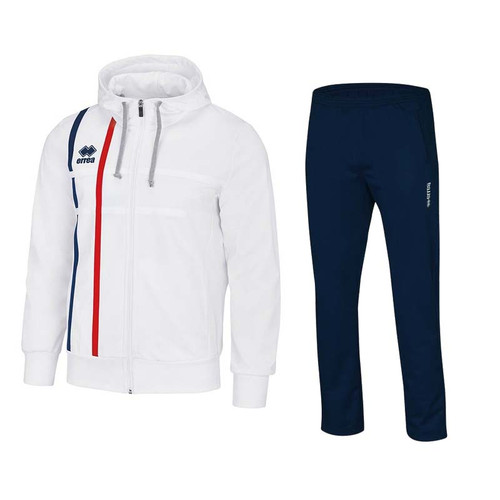 Training Sets - Errea Maddi & Clayton Set - White - Teamwear