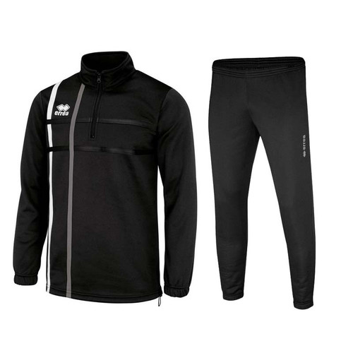 Training Sets - Errea Maxim & Nevis Set - Black - Teamwear