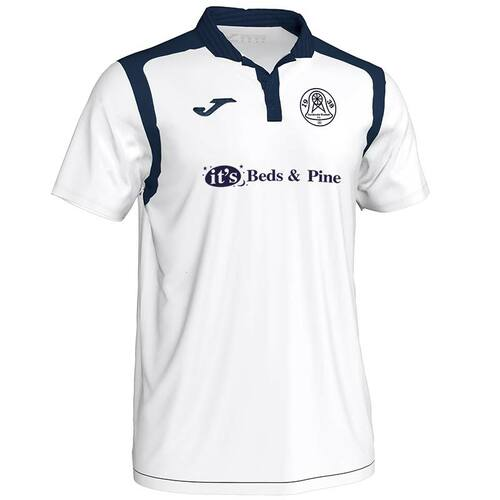 Dundonald Bluebell Away Shirt