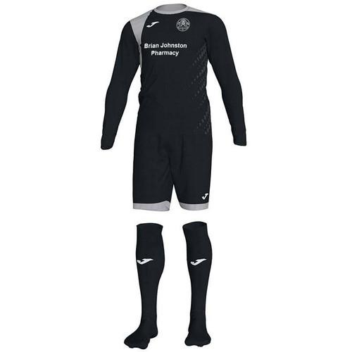 Dundonald Bluebell Kids Goalkeeper Kit