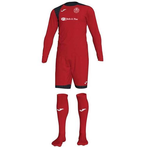 Dundonald Bluebell Alternative Goalkeeper Kit